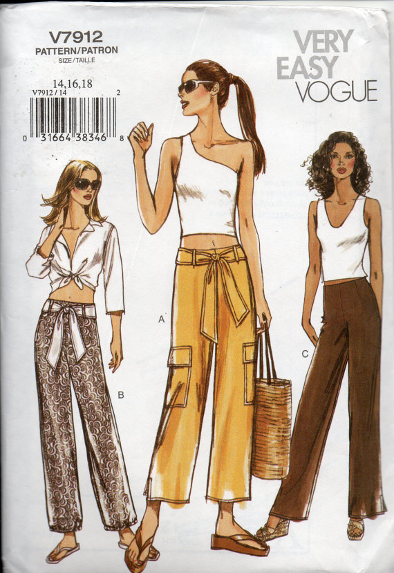 Vogue 7912